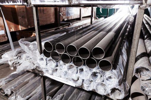 трубы титановые на складе ТПК Вариант