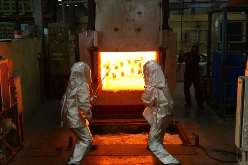 повышение прочностных свойств термической обработкой