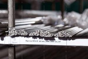 пруток титановый ВТ6 шлифованный от компании ТПК Вариант