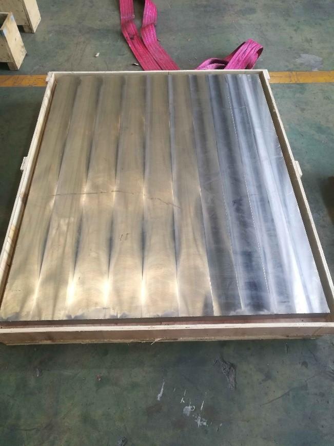 упаковка титановых листов от компании ТПК Вариант