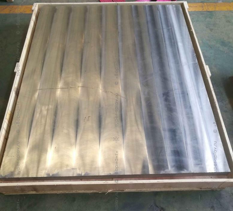 плита никелевого сплава от ТПК Вариант